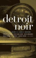 Detroit Noir Pdf/ePub eBook