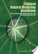 Clinical Natural Medicine Handbook