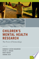 Children s Mental Health Research