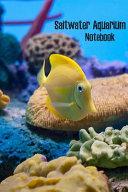 Saltwater Aquarium Notebook