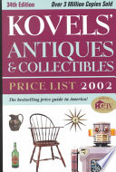 Kovels' Antiques and Collectibles Price List 2002