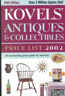 Kovels  Antiques and Collectibles Price List 2002
