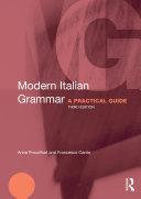Modern Italian Grammar