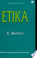 """Etika K. Bertens"" by K Bertens"