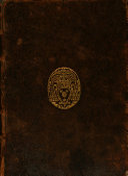 Leonis Allatii De ecclesiae occidentalis atque orientalis perpetua consensione libri tres ; ejusdem dissertationes, De dominicis et hebdomadibus graecorum et De missa praesanctificatorum