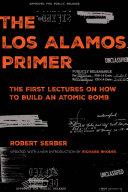 Pdf The Los Alamos Primer Telecharger