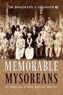 Memorable Mysoreans