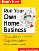 Run Your Own Home Business
