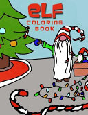 Elf Coloring Book