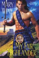 My Fair Highlander Book