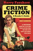 Pdf Crime Fiction: A Reader's Guide Telecharger
