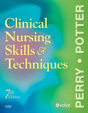 link to Clinical nursing skills & techniques in the TCC library catalog