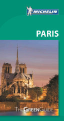 Michelin The Green Guide Paris