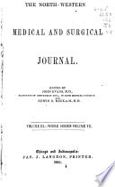 Northwestern Medical and Surgical Journal Book