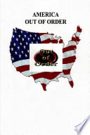 America Out of Order Book PDF