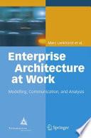 Enterprise Architecture at Work