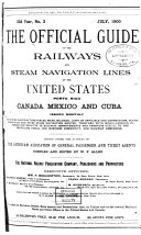 The Official Guide of the Railways and Steam Navigation Lines of the United States  Porto Rico  Canada  Mexico and Cuba