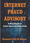 Internet Fraud Advisory Book PDF