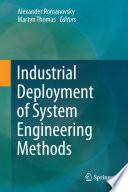 Industrial Deployment of System Engineering Methods