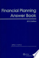 Financial Planning Answer