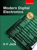 Modern Digital Electronics 4e