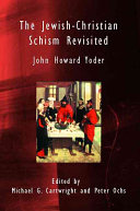 The Jewish Christian Schism Revisited