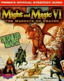 Might and Magic VI