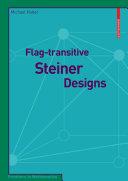 Flag-transitive Steiner Designs