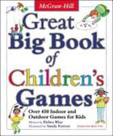 Cover of Great Big Book of Children's Games