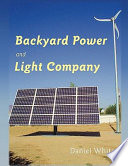 Backyard Power and Light Company Book