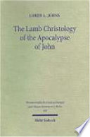 The Lamb Christology of the Apocalypse of John Book