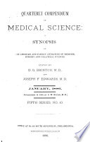 Half yearly Compendium of Medical Science