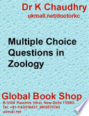 Multiple Choice Questions in Zoology