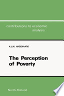 The Perception of Poverty