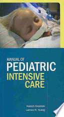 Manual Of Pediatric Intensive Care Book PDF