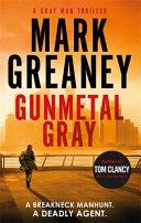 Gunmetal Grey Book