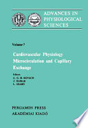 Cardiovascular Physiology  Microcirculation and Capillary Exchange Book