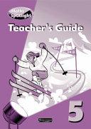 Maths Spotlight  Year 5 Teacher s Book
