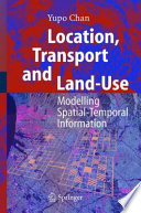 Location Transport And Land Use Book PDF