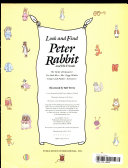 Look and Find Peter Rabbit and His Friends