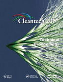 Cleantech 2007 Book PDF
