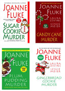 Joanne Fluke Christmas Bundle  Sugar Cookie Murder  Candy Cane Murder  Plum Pudding Murder    Gingerbread Cookie Murder