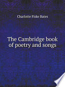 The Cambridge book of poetry and songs