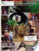 Journal of Special Operations Medicine Book