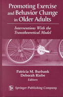 Promoting Exercise and Behavior Change in Older Adults Book