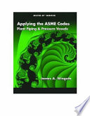 Applying the ASME Codes