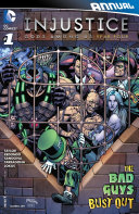Injustice: Gods Among Us Year Four Annual (2015-) #1