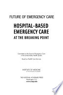 Hospital-Based Emergency Care