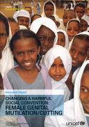 Changing a Harmful Social Convention, Female Genital Mutilation/cutting