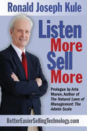 Listen More, Sell More
